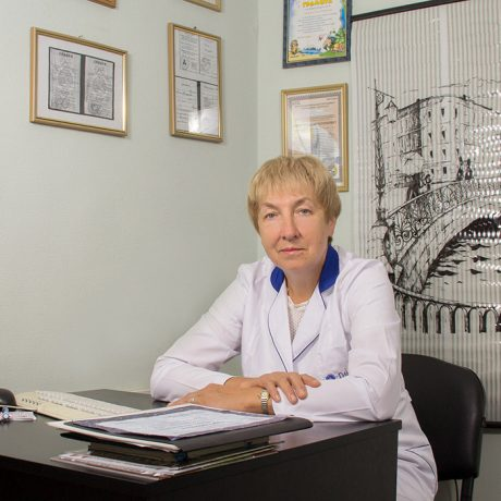 Авдонина Лариса Ивановна