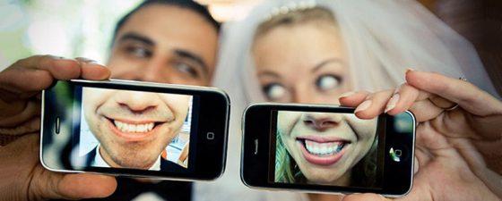 Селфи как современный способ наблюдения за зубами