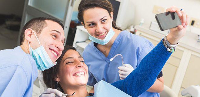 Визит к стоматологу — залог здоровья!