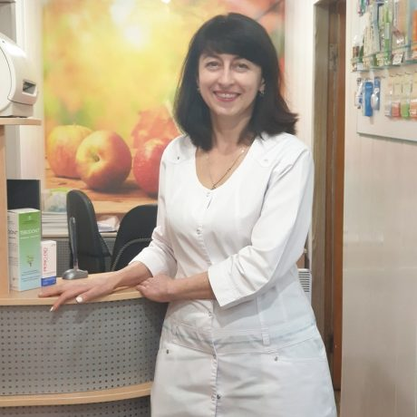 Круглик Елена Андреевна